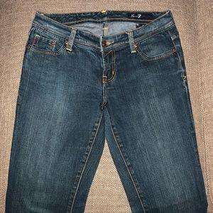 EUC Seven7 Jeans Size 28.
